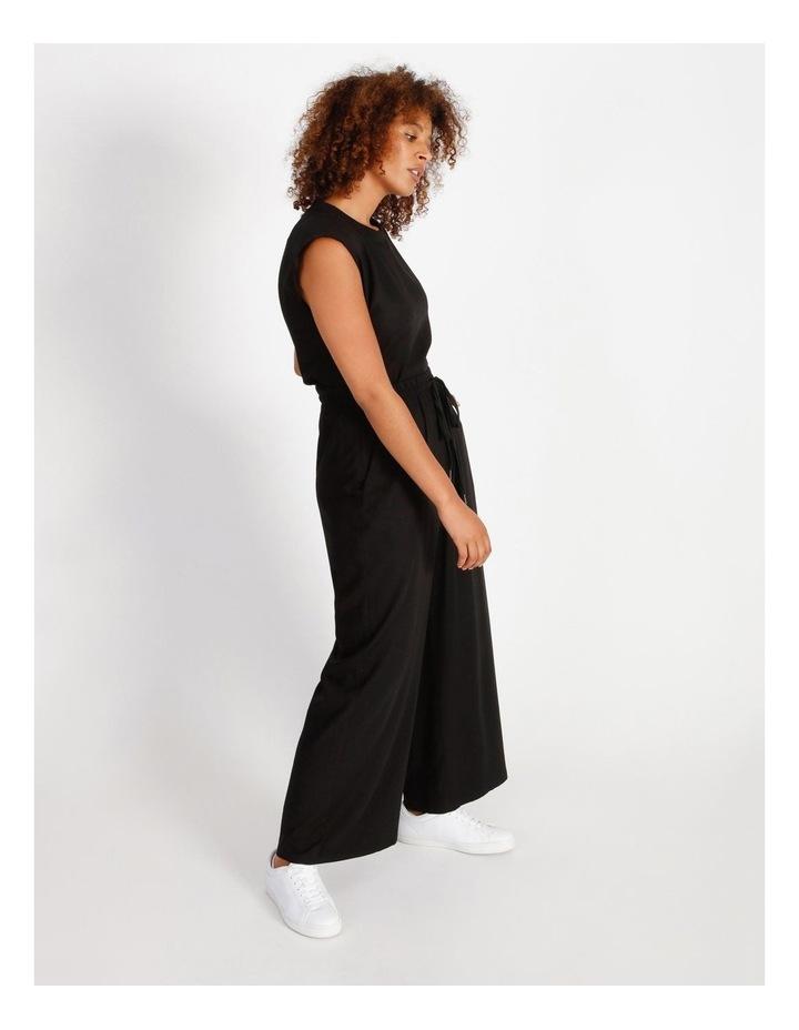 Wide Leg Linen Pant image 2