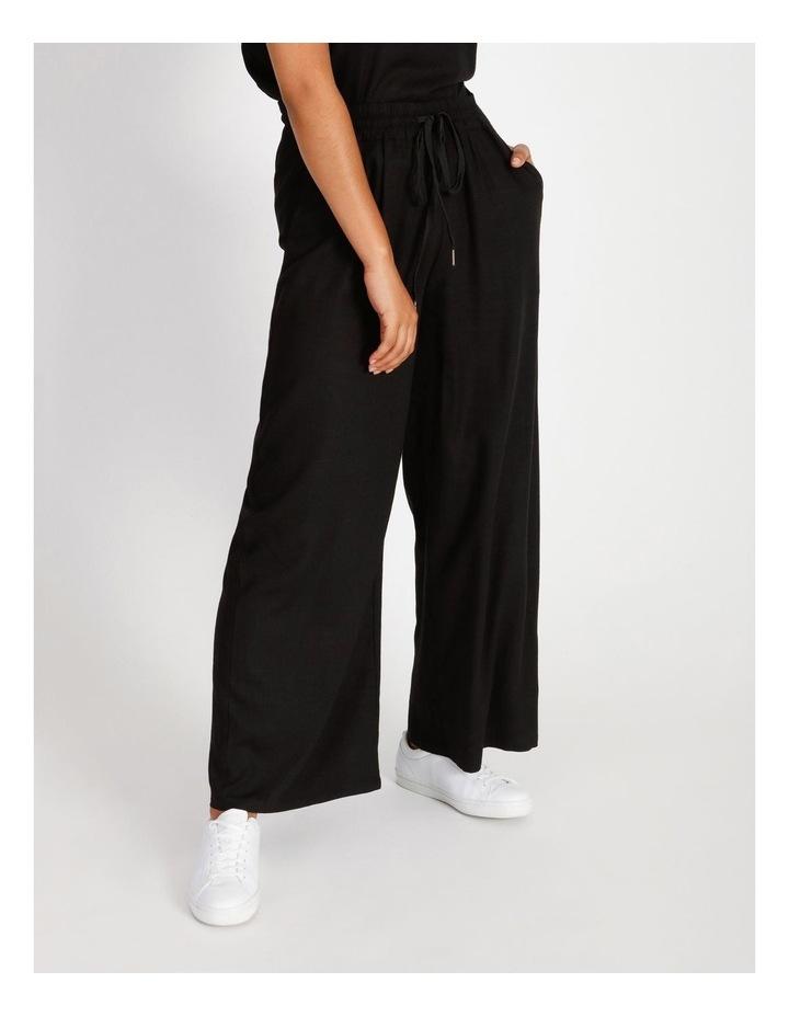 Wide Leg Linen Pant image 3