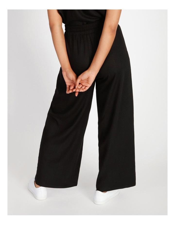 Wide Leg Linen Pant image 4