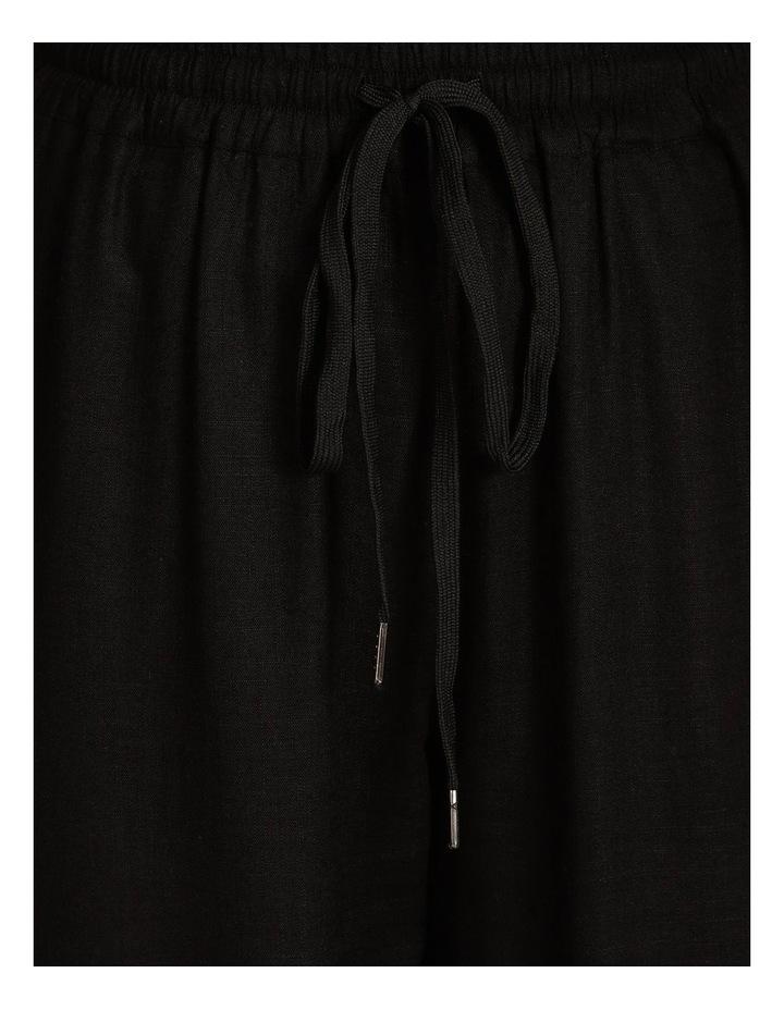 Wide Leg Linen Pant image 6