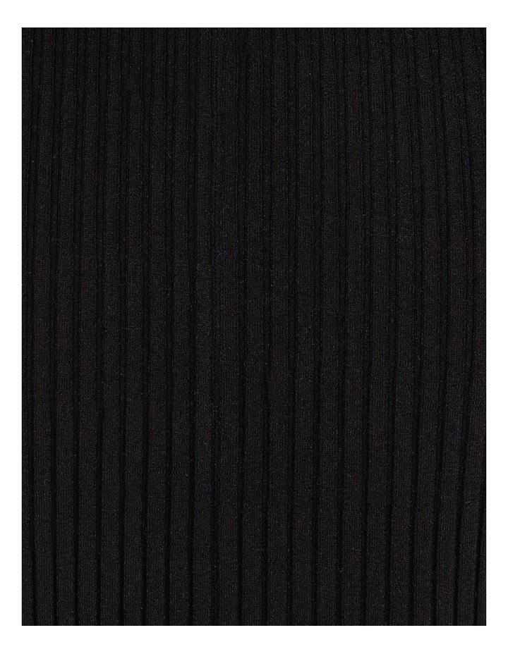 Midi Knit Skirt image 5