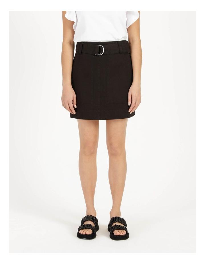 Cotton Utility Skirt image 2