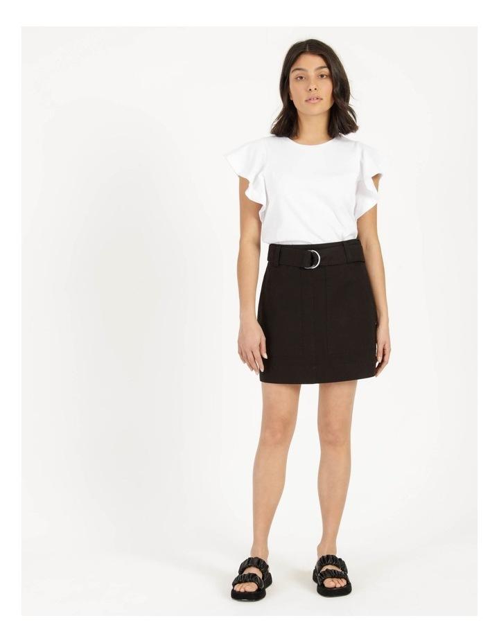 Cotton Utility Skirt image 3