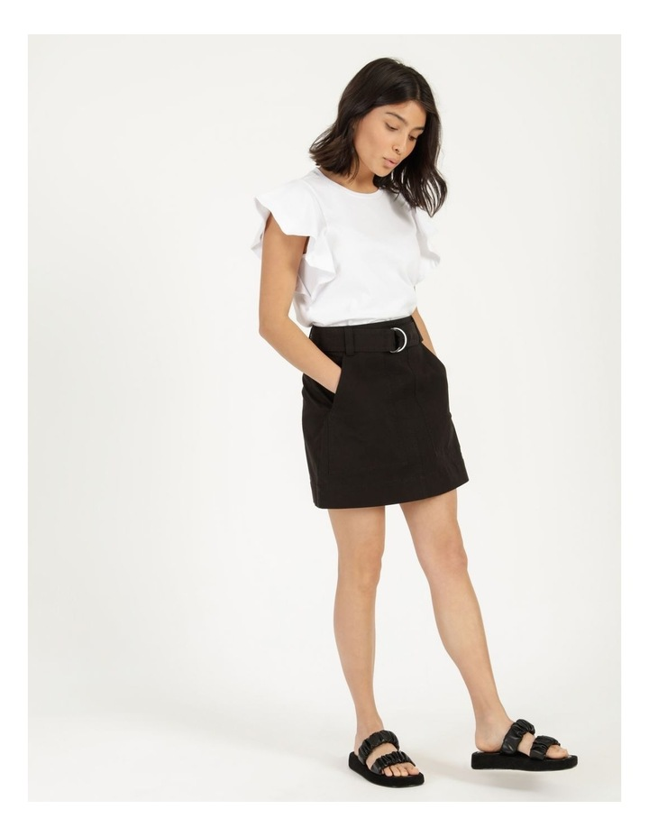 Cotton Utility Skirt image 4