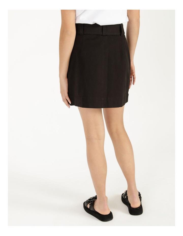Cotton Utility Skirt image 5
