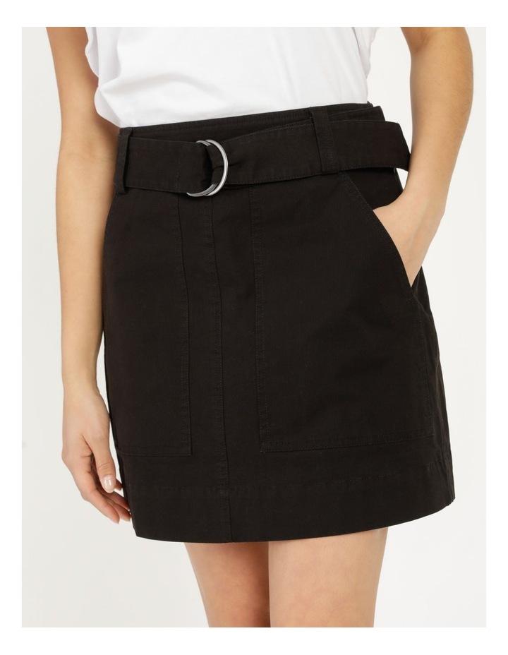 Cotton Utility Skirt image 6