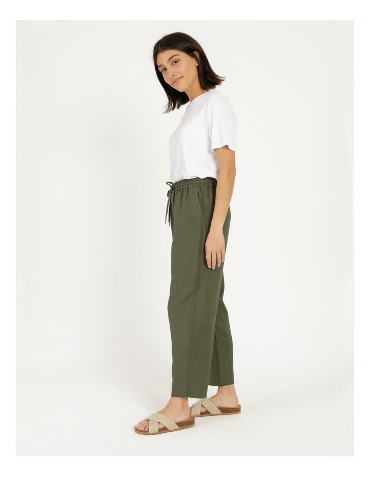 Organic Linen Pant image 3