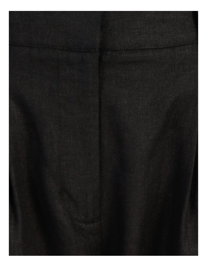 Linen Blend Tailored Pant image 6