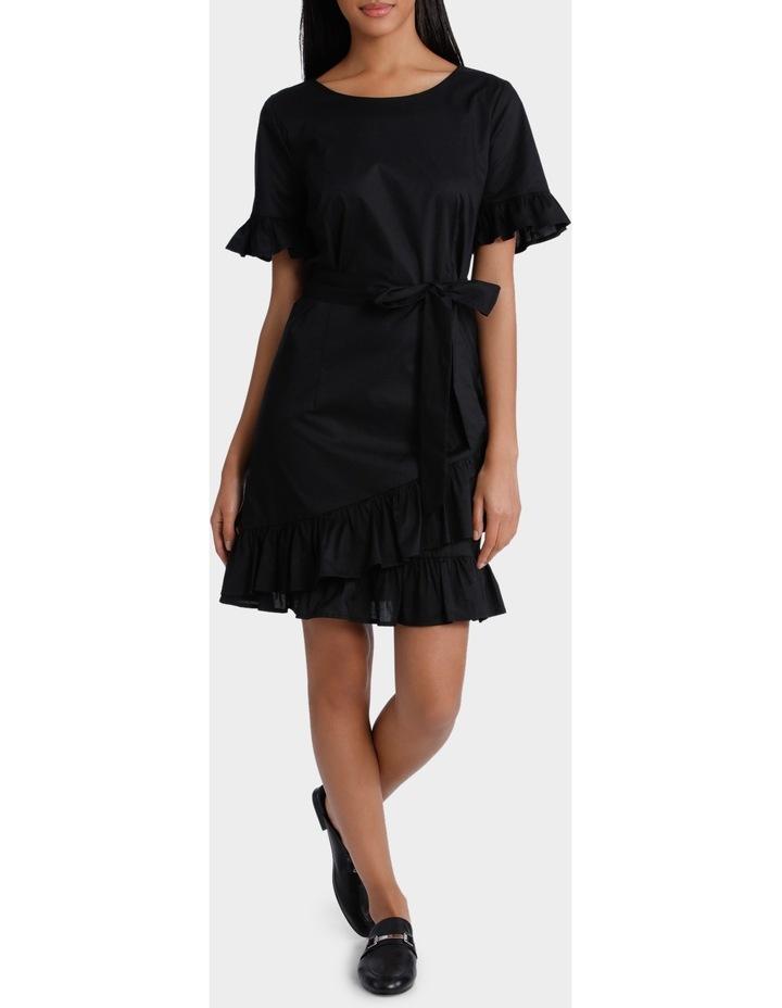Dress Ruffle 3/4 Sleeve image 1