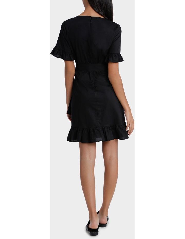 Dress Ruffle 3/4 Sleeve image 3