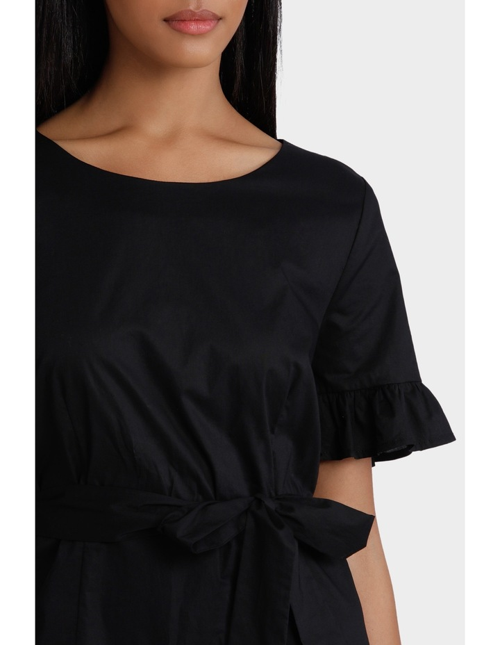 Dress Ruffle 3/4 Sleeve image 4