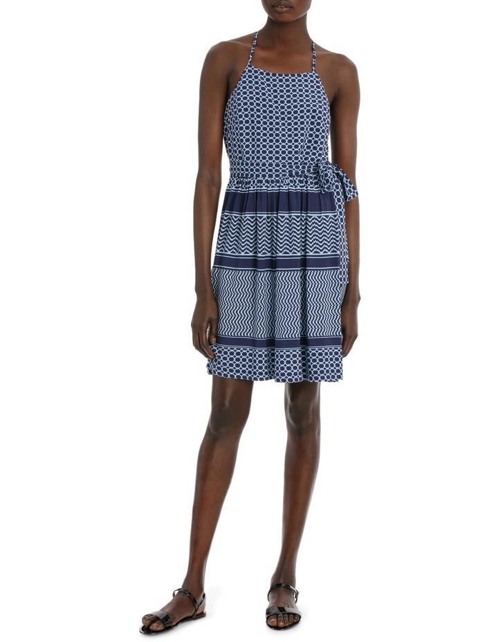 Dress Sleeveless print image 1