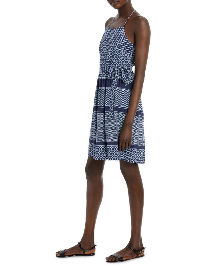 Dress Sleeveless print image 2