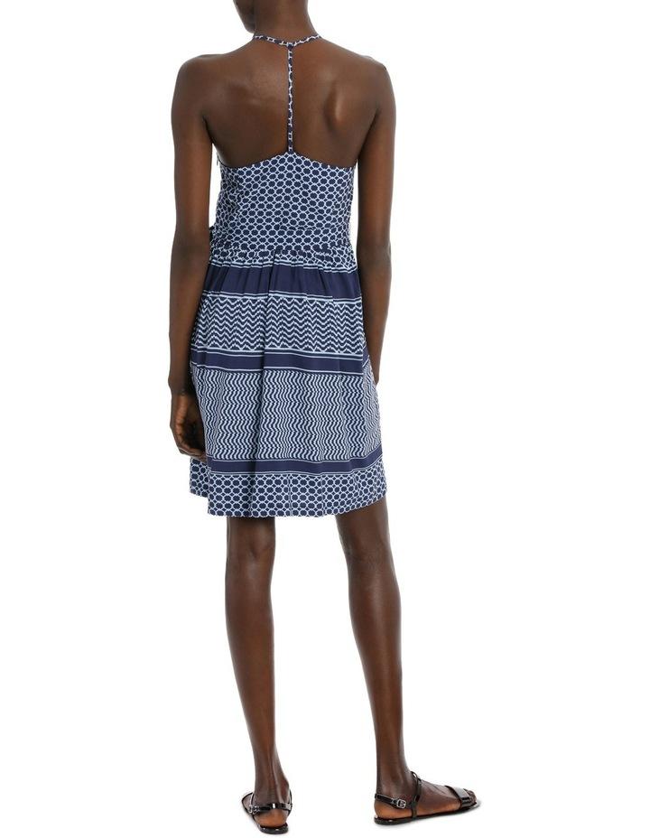 Dress Sleeveless print image 3