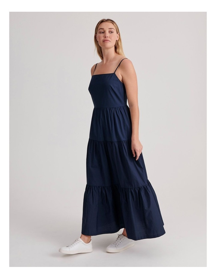 Cotton Tiered Dress image 2