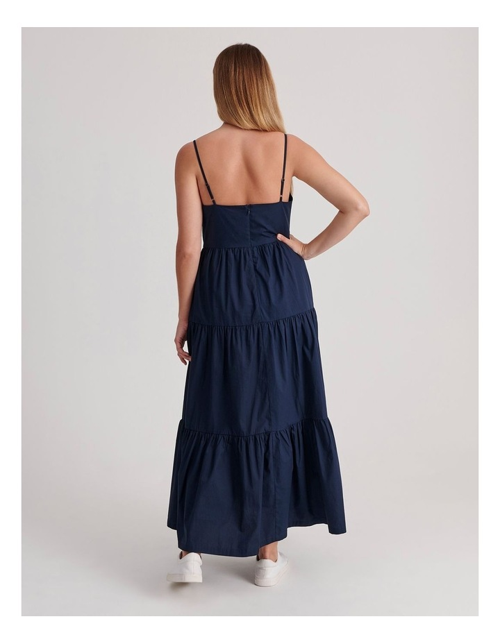Cotton Tiered Dress image 3