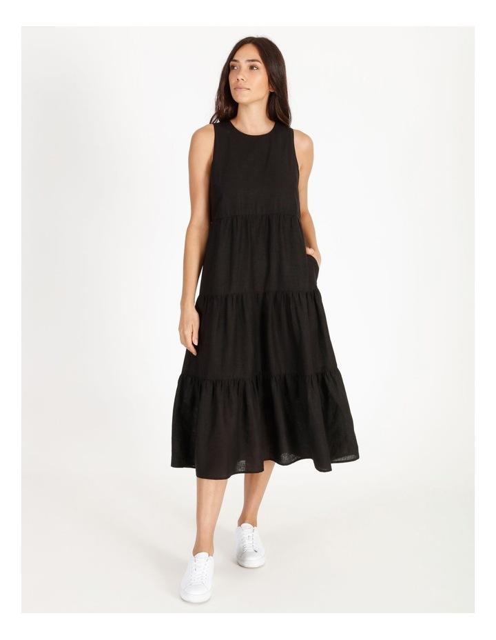 Linen Prairie Dress image 1