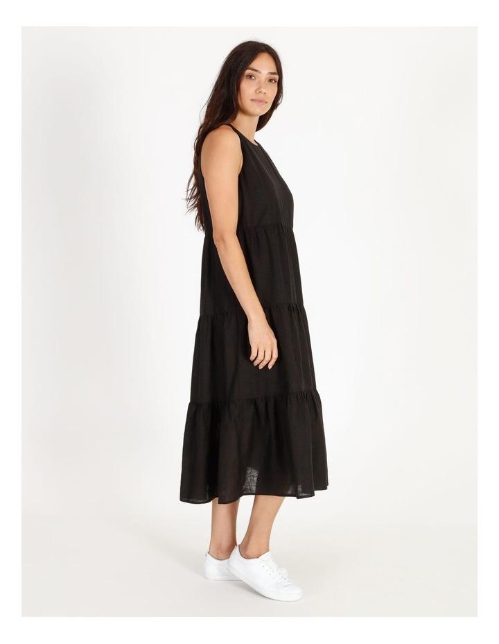 Linen Prairie Dress image 2