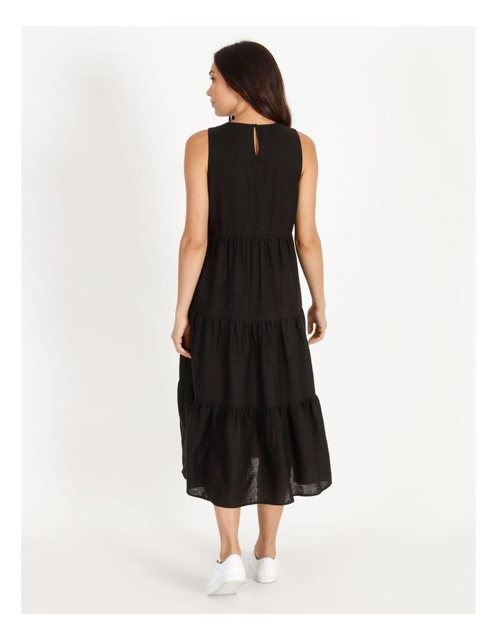 Linen Prairie Dress image 3