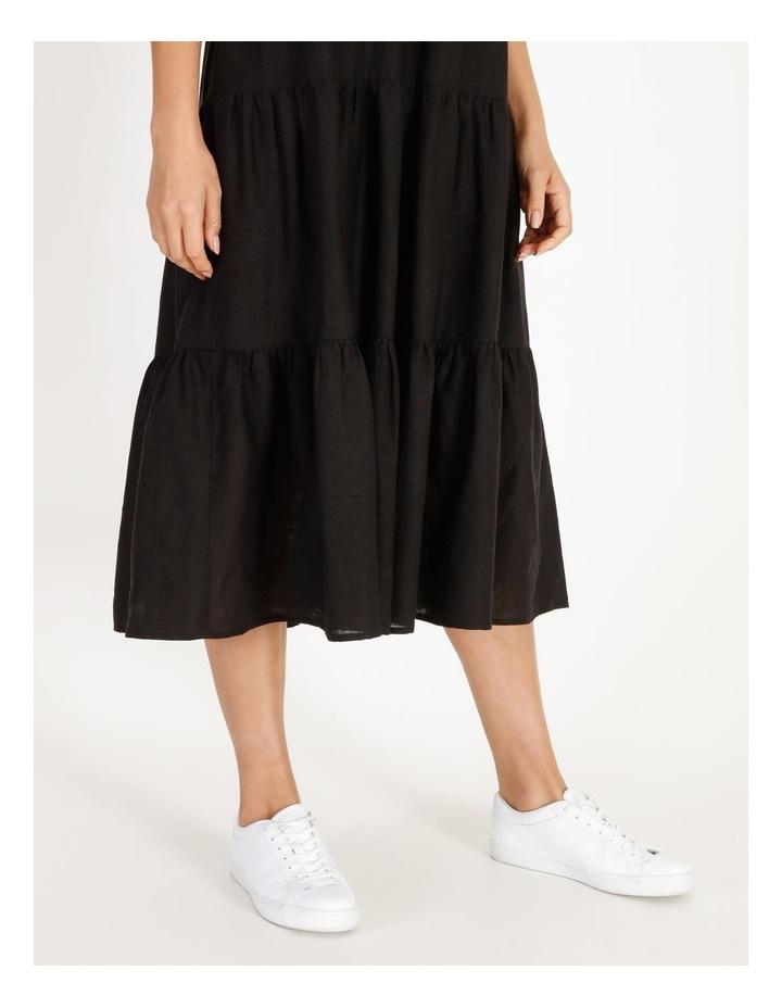 Linen Prairie Dress image 4