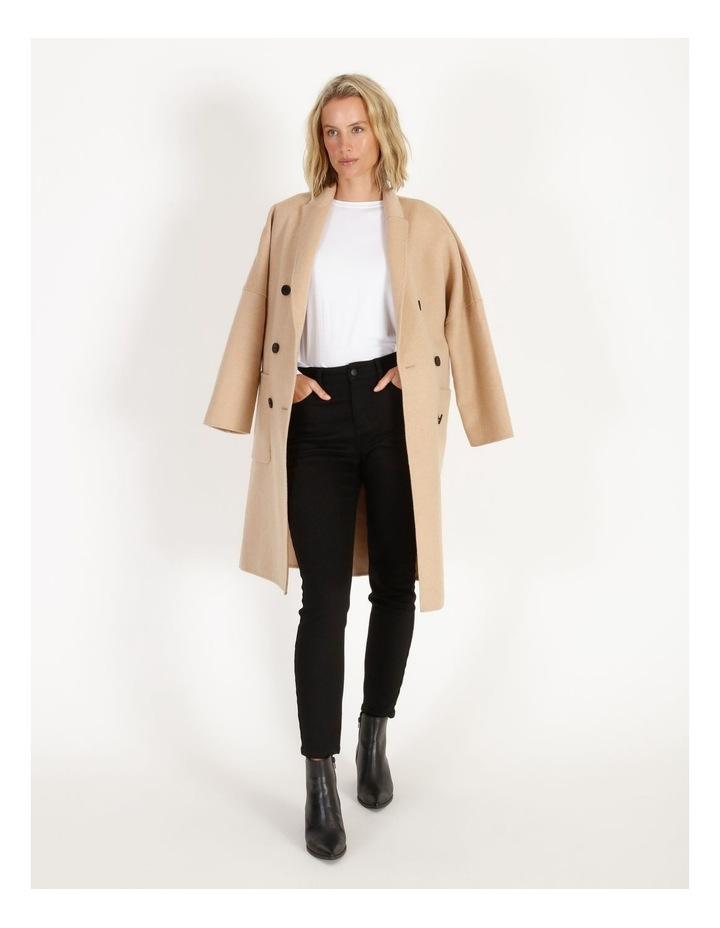 Unlined Wool Coat image 2