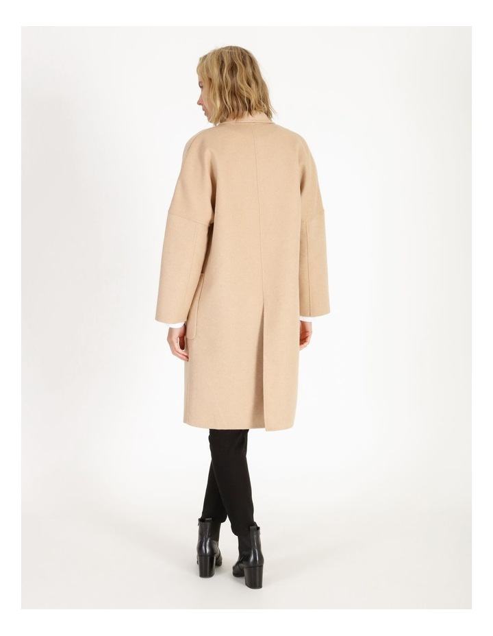 Unlined Wool Coat image 4