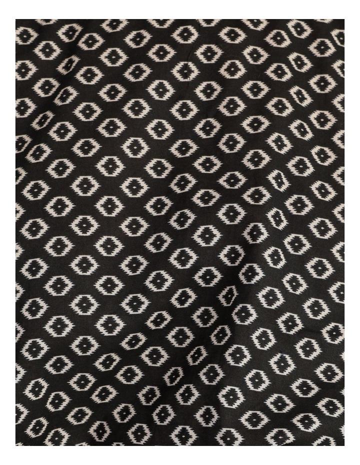 Gusset Mini Dress Woodblock image 5