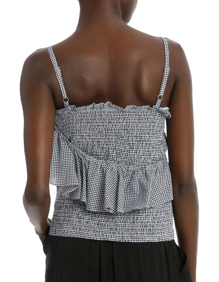 Top Strappy Shirred image 3