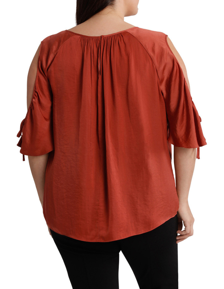 Cold Shoulder Top image 3