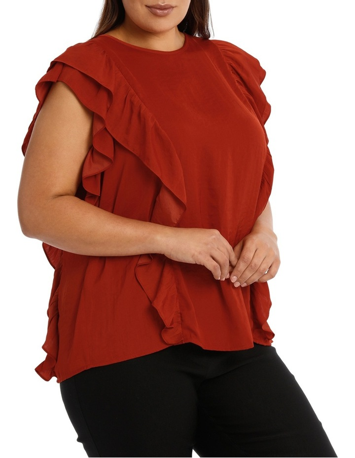 Top with Ruffles image 2