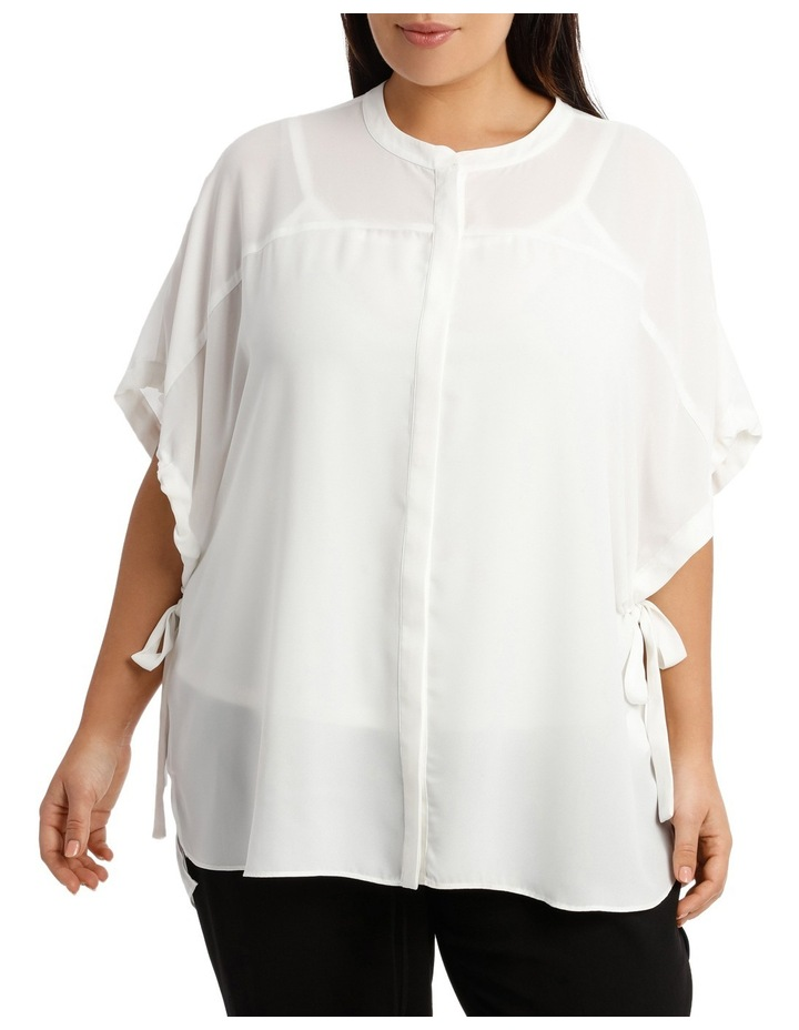 Top Rouched Sleeve image 1