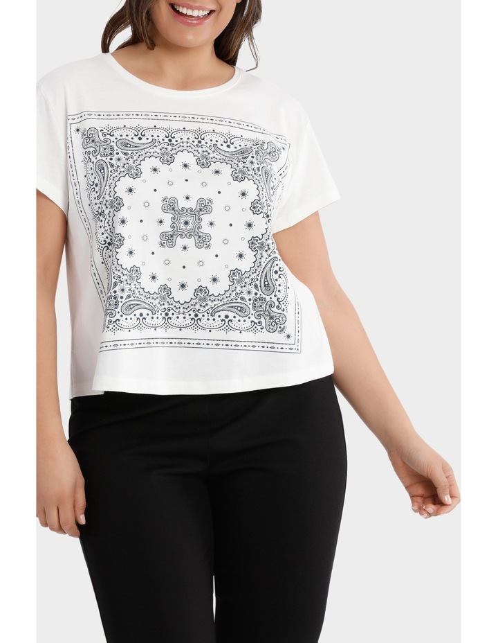 Tee with Banada Placement image 1
