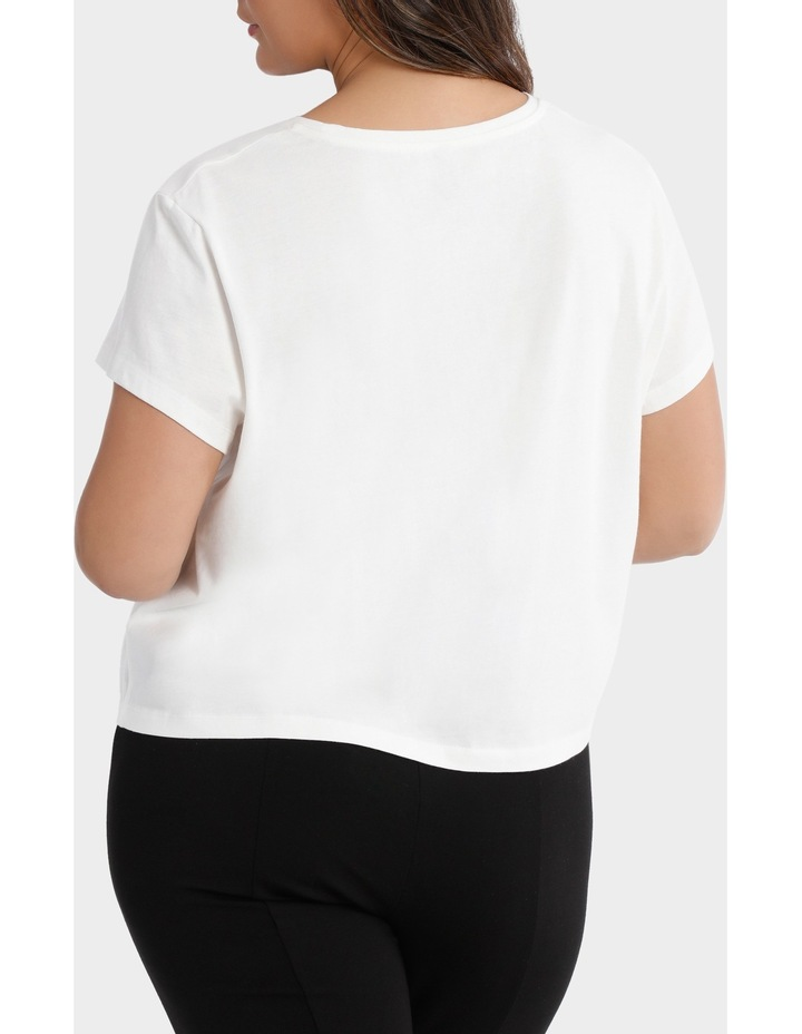 Tee with Banada Placement image 3