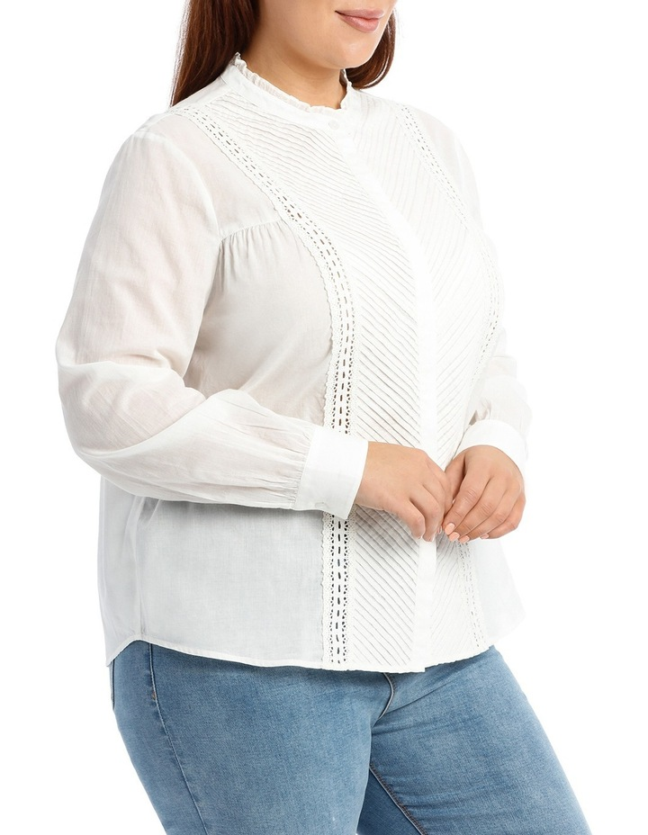 Shirt With Lace Details image 4
