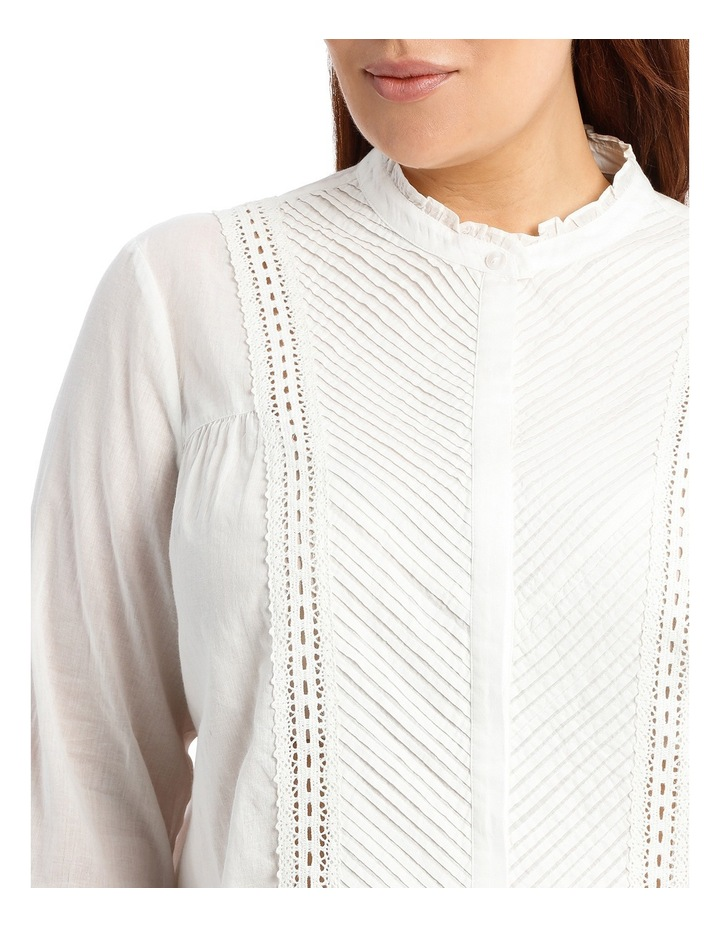 Shirt With Lace Details image 8