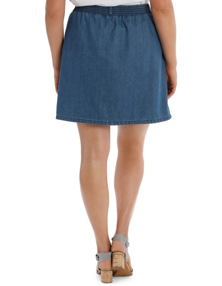 Skirt with Button image 4