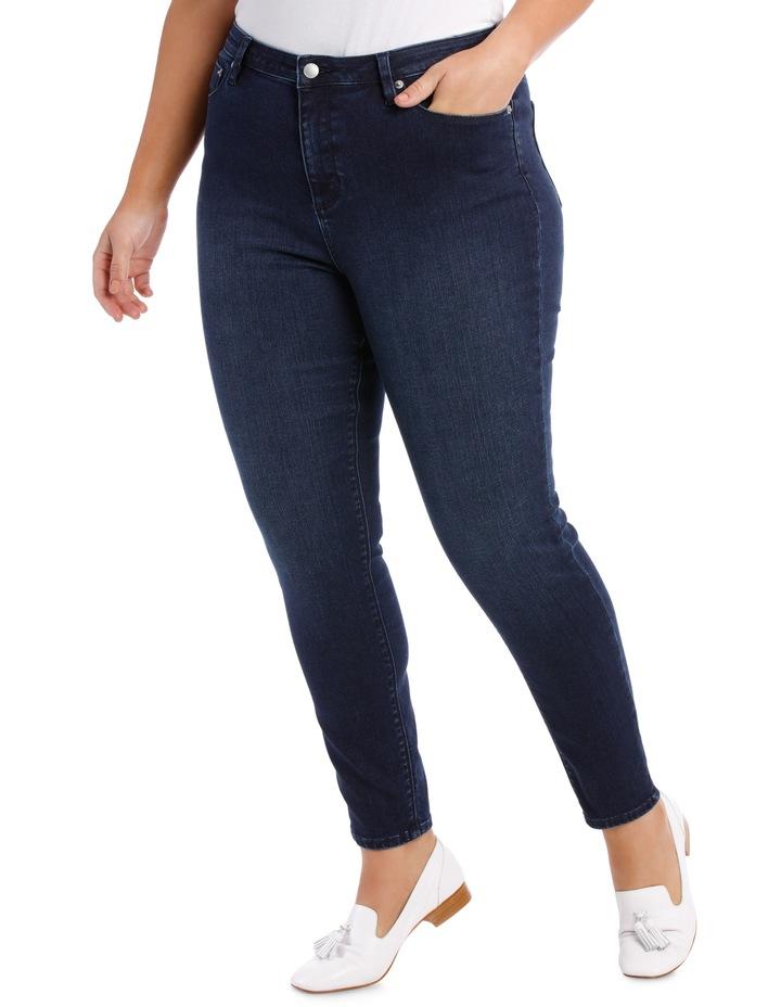 Jean Straight Leg High Waisted image 1