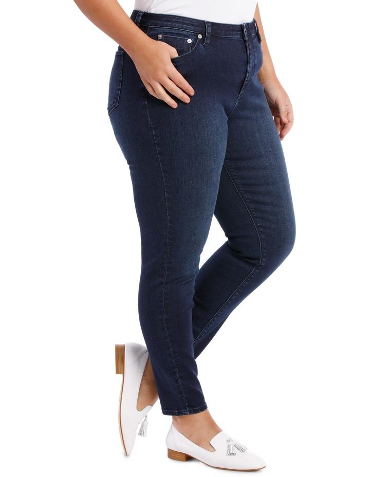 Jean Straight Leg High Waisted image 2