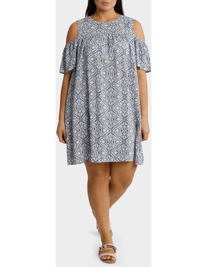 Cold Shoulder Dress image 1