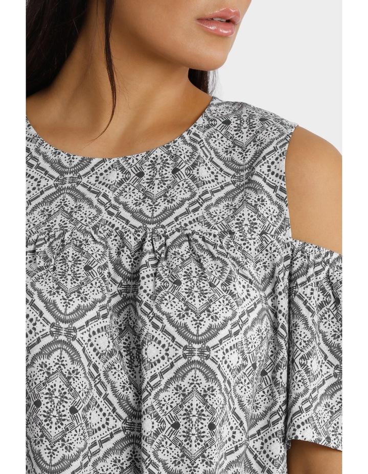 Cold Shoulder Dress image 4