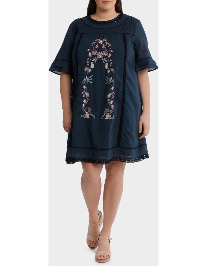 Embroidered Dress image 1