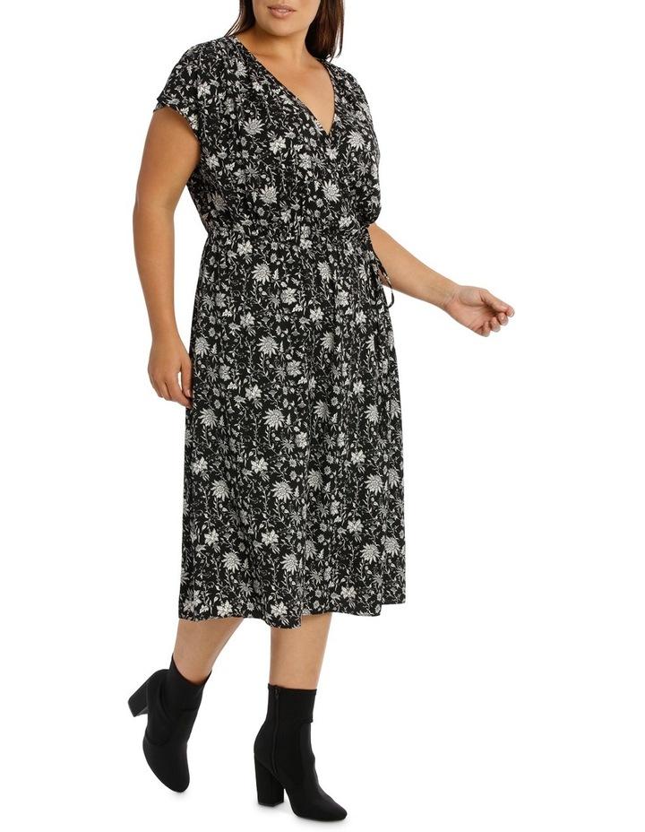 Dress Mock Wrap image 2