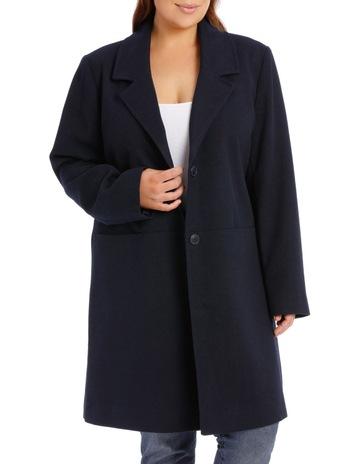 ef61c879c4e Regatta WomanRever Collar Coat With Hip Seam Pockets-Navy. Regatta Woman  Rever Collar Coat With Hip Seam Pockets-Navy. price
