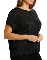 Regatta Woman - Pleated Short Sleeve Top