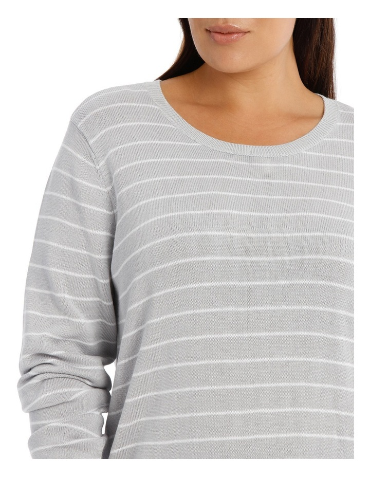 Stripe Soft Jumper image 4