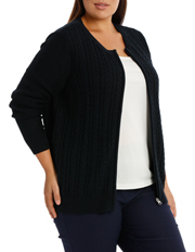 Regatta Woman - Zip Front Cardigan