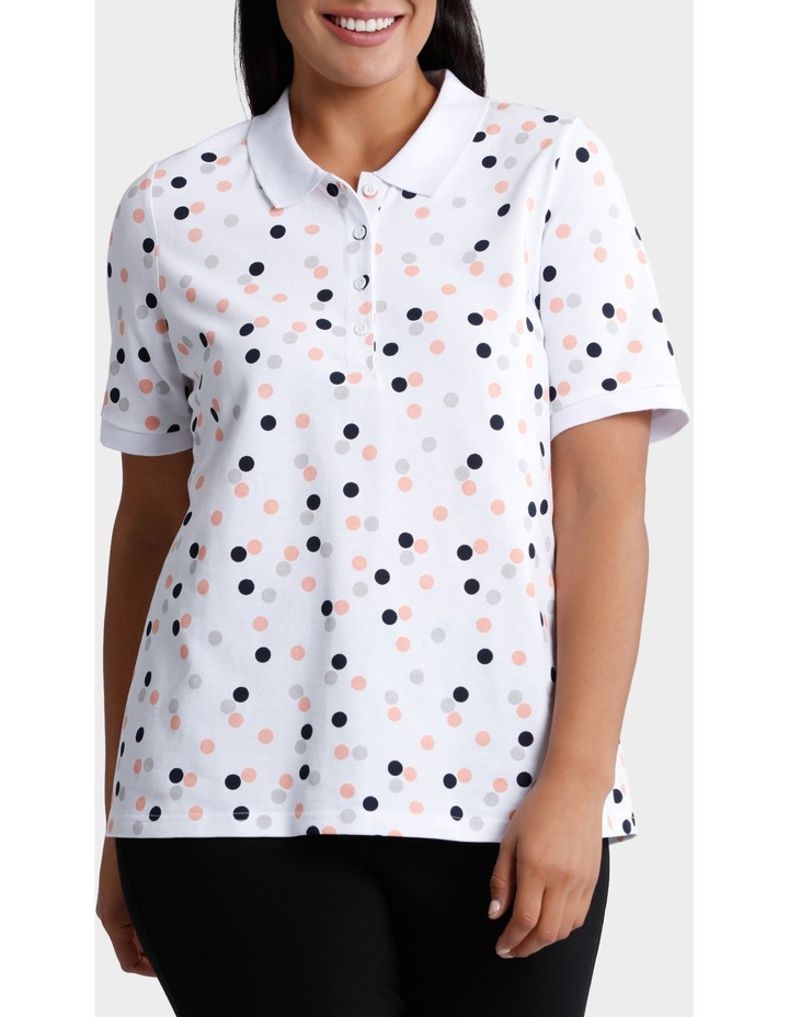 Spot Short Sleeve Polo image 1
