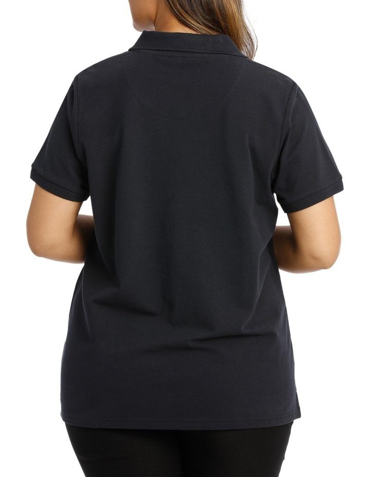 Cotton Short Sleeve Polo image 3