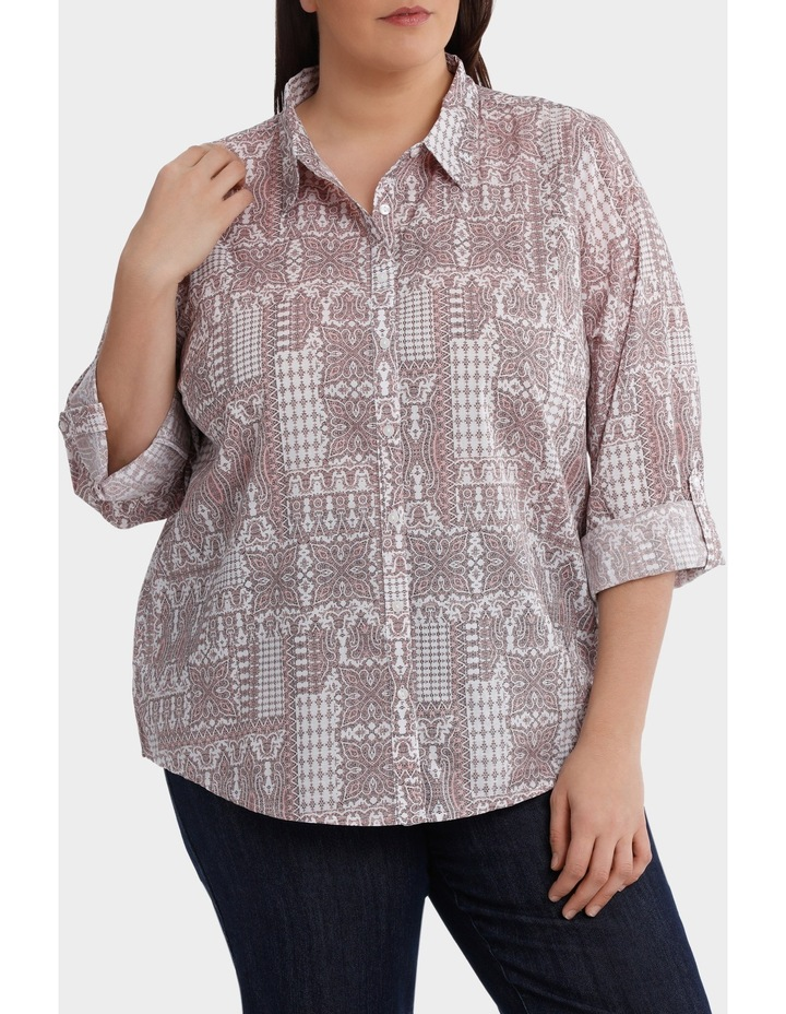 Must Have Printed Cotton Shirt image 1