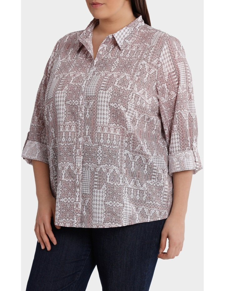 Must Have Printed Cotton Shirt image 2